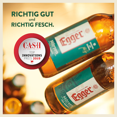 Egger Packaging von Cash als Top Innovation 2019 gekürt